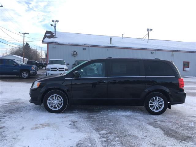 2019 Dodge Grand Caravan CVP/SXT (Stk: T19-78) in Nipawin - Image 1 of 15