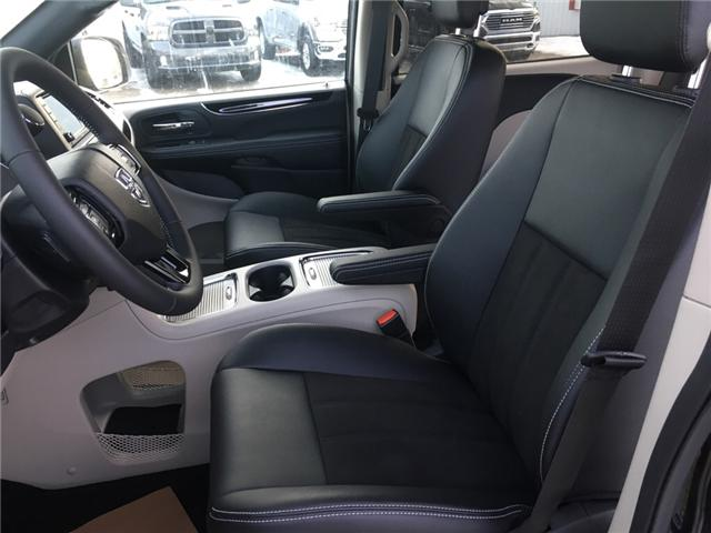 2019 Dodge Grand Caravan CVP/SXT (Stk: T19-78) in Nipawin - Image 8 of 15