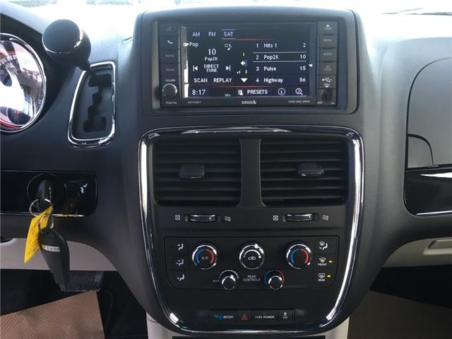 2019 Dodge Grand Caravan CVP/SXT (Stk: T19-78) in Nipawin - Image 12 of 15