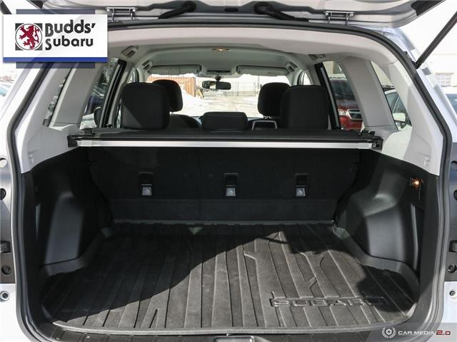 2018 Subaru Forester 2.5i Convenience (Stk: F18258R) in Oakville - Image 13 of 30