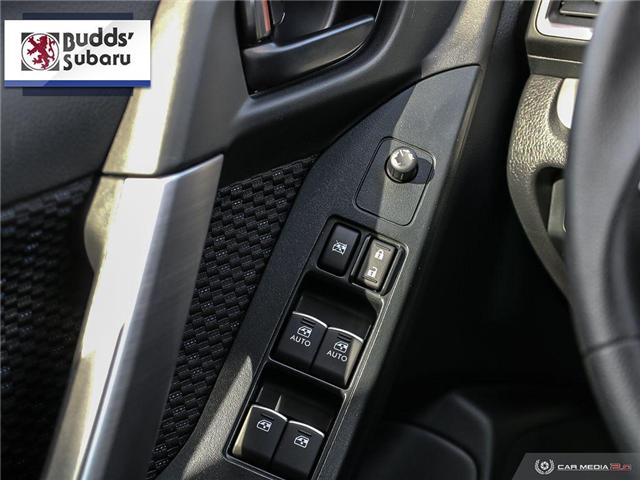 2018 Subaru Forester 2.5i Convenience (Stk: F18258R) in Oakville - Image 19 of 30