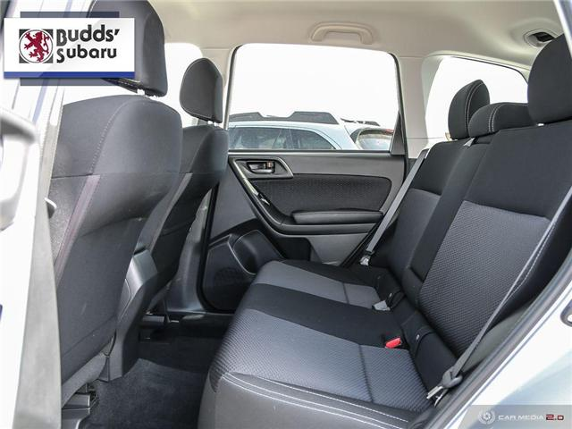2018 Subaru Forester 2.5i Convenience (Stk: F18258R) in Oakville - Image 26 of 30
