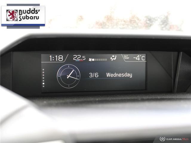 2018 Subaru Impreza Touring (Stk: I18110R) in Oakville - Image 29 of 30