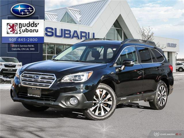 2015 Subaru Outback 2.5i Limited Package (Stk: PS2032) in Oakville - Image 1 of 28