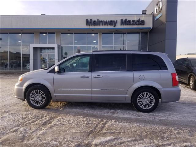 2016 Chrysler Town & Country Touring-L (Stk: M19027B) in Saskatoon - Image 1 of 25