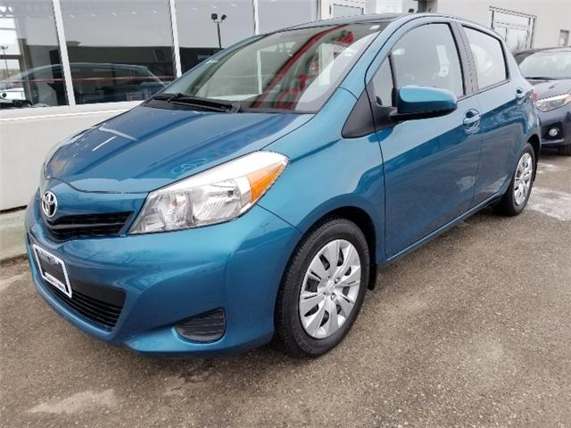 2014 Toyota Yaris LE (Stk: U01200) in Guelph - Image 1 of 22