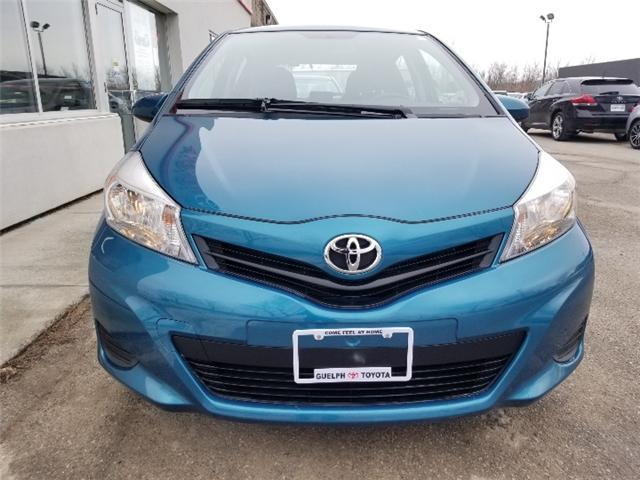 2014 Toyota Yaris LE (Stk: U01200) in Guelph - Image 2 of 22