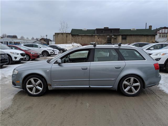 2008 Audi A4 3.2 Avant Progressiv (Stk: 28331A) in East York - Image 1 of 8