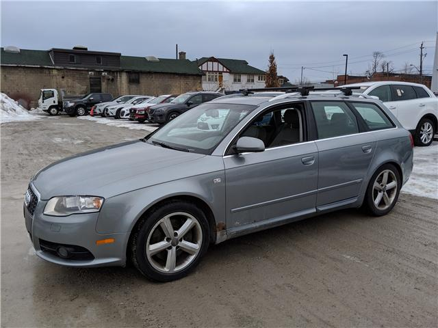 2008 Audi A4 3.2 Avant Progressiv (Stk: 28331A) in East York - Image 2 of 8