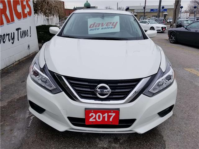 2017 Nissan Altima 2.5 SV (Stk: 19-138) in Oshawa - Image 2 of 17