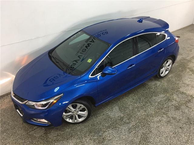 2018 Chevrolet Cruze Premier Auto (Stk: 34550W) in Belleville - Image 2 of 27