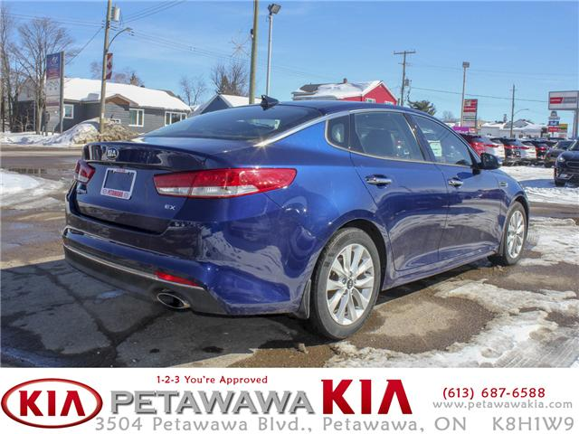 2016 Kia Optima EX (Stk: 18235-1) in Petawawa - Image 5 of 25