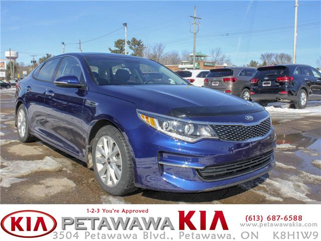 2016 Kia Optima EX (Stk: 18235-1) in Petawawa - Image 4 of 25
