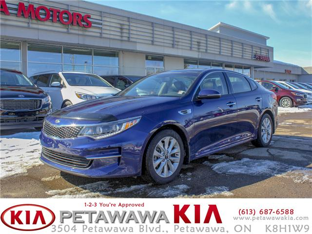 2016 Kia Optima EX (Stk: 18235-1) in Petawawa - Image 1 of 25