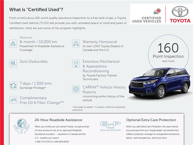 2018 Toyota Corolla LE (Stk: 126822) in Regina - Image 4 of 34