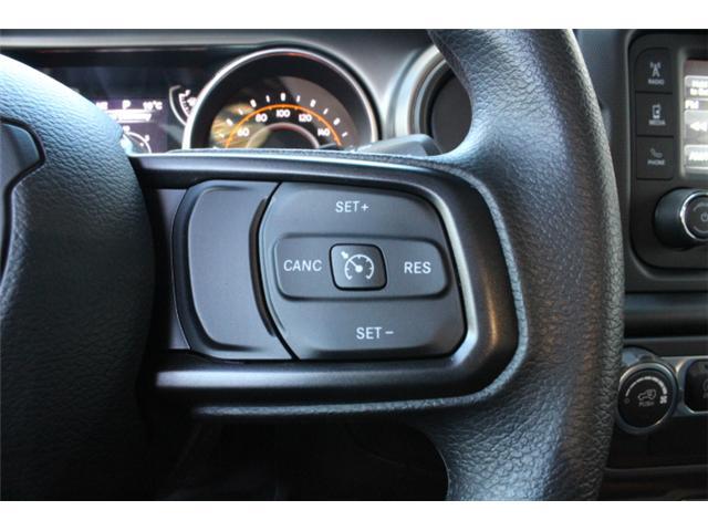 2019 Jeep Wrangler Sport (Stk: W573973) in Courtenay - Image 10 of 30