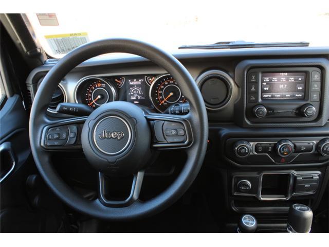 2019 Jeep Wrangler Sport (Stk: W573973) in Courtenay - Image 12 of 30