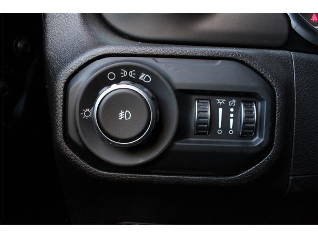 2019 Jeep Wrangler Sport (Stk: W573973) in Courtenay - Image 13 of 30