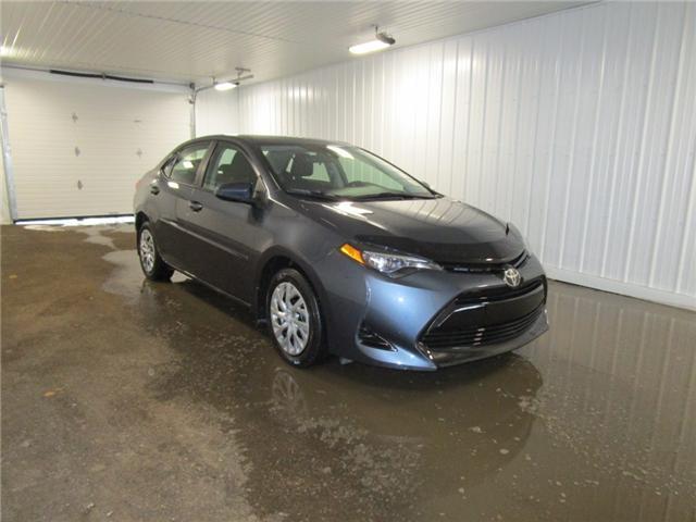 2018 Toyota Corolla LE (Stk: 126822) in Regina - Image 3 of 34