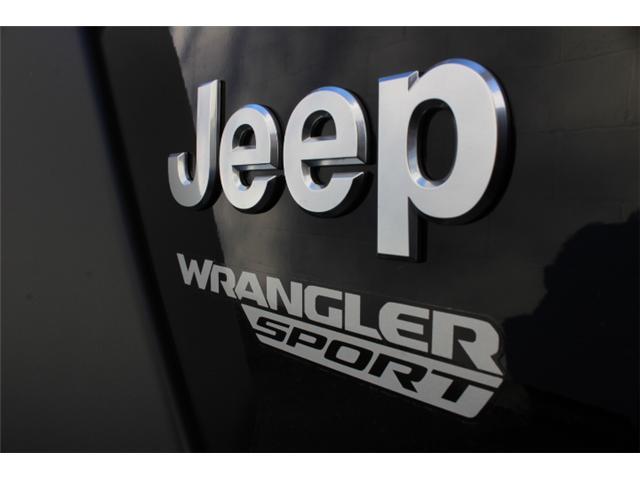 2019 Jeep Wrangler Sport (Stk: W573973) in Courtenay - Image 24 of 30