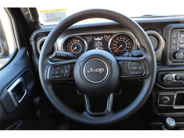 2019 Jeep Wrangler Sport (Stk: W573973) in Courtenay - Image 7 of 30