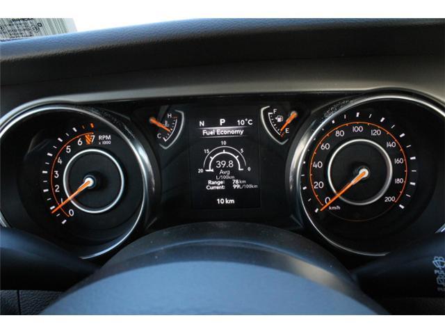 2019 Jeep Wrangler Sport (Stk: W573973) in Courtenay - Image 9 of 30