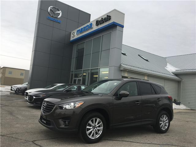 2016 Mazda CX-5 GS (Stk: UT311) in Woodstock - Image 1 of 18