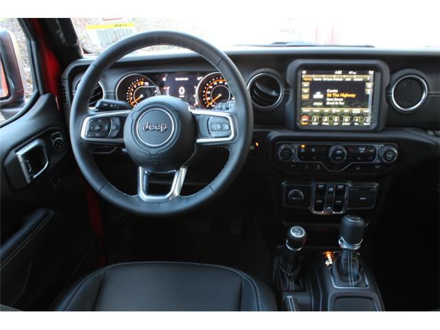 2019 Jeep Wrangler Unlimited Sahara (Stk: W575025) in Courtenay - Image 12 of 30