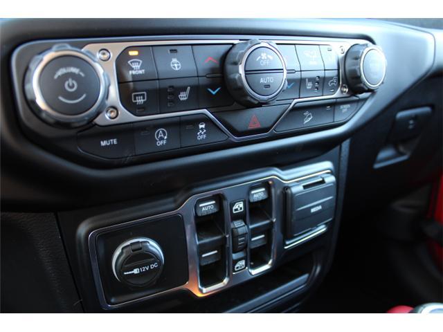 2019 Jeep Wrangler Unlimited Sahara (Stk: W575025) in Courtenay - Image 14 of 30