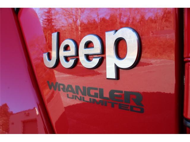 2019 Jeep Wrangler Unlimited Sahara (Stk: W575025) in Courtenay - Image 23 of 30