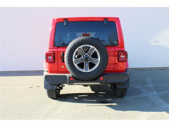 2019 Jeep Wrangler Unlimited Sahara (Stk: W575025) in Courtenay - Image 27 of 30