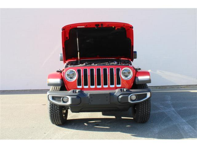 2019 Jeep Wrangler Unlimited Sahara (Stk: W575025) in Courtenay - Image 29 of 30