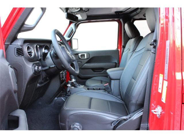 2019 Jeep Wrangler Unlimited Sahara (Stk: W575025) in Courtenay - Image 5 of 30