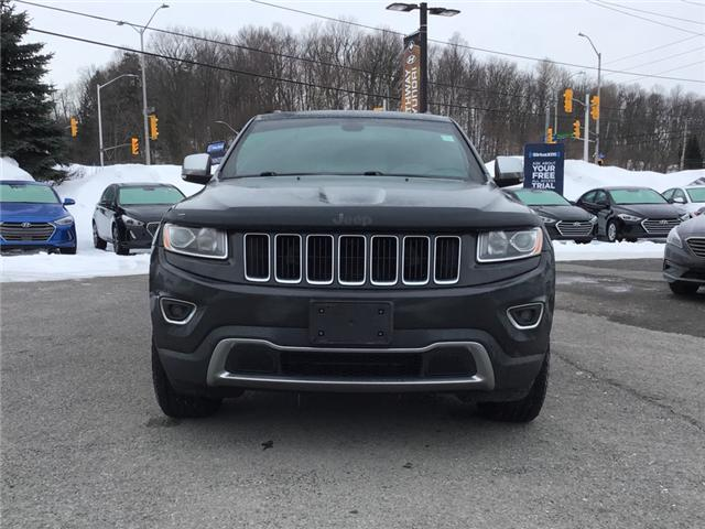 2015 Jeep Grand Cherokee Limited (Stk: R95661A) in Ottawa - Image 2 of 11