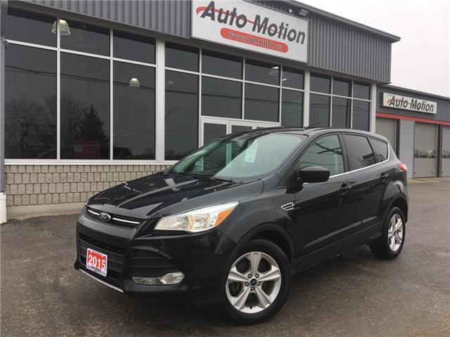 2015 Ford Escape SE (Stk: 19152) in Chatham - Image 1 of 20