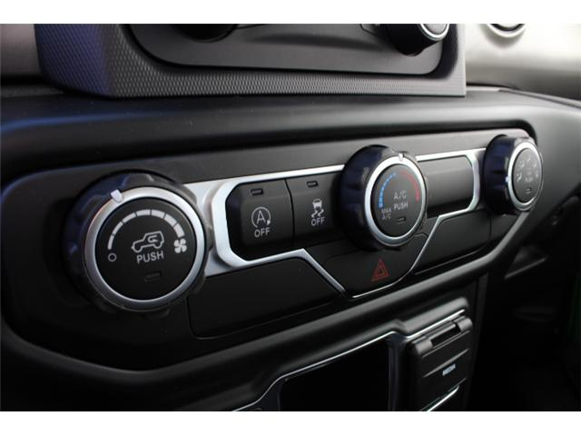 2019 Jeep Wrangler Sport (Stk: W573968) in Courtenay - Image 13 of 28