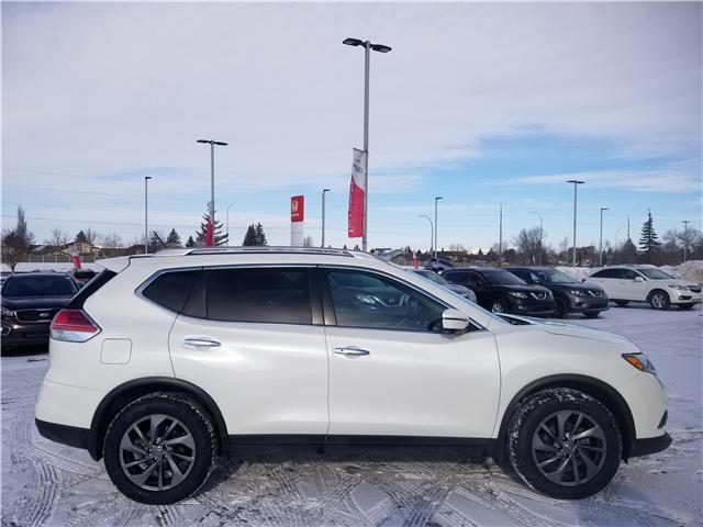 2016 Nissan Rogue SL Premium (Stk: U194089) in Calgary - Image 2 of 30