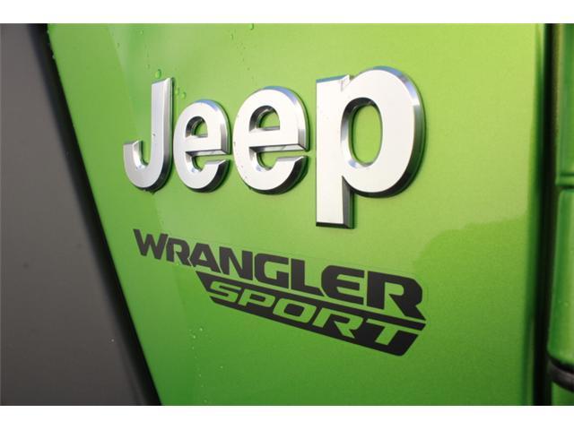 2019 Jeep Wrangler Sport (Stk: W573968) in Courtenay - Image 22 of 28
