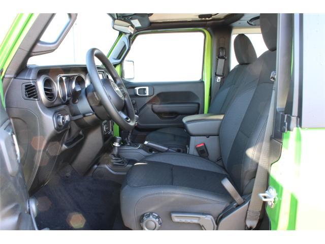 2019 Jeep Wrangler Sport (Stk: W573968) in Courtenay - Image 5 of 28