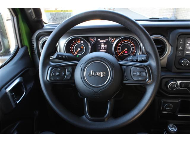 2019 Jeep Wrangler Sport (Stk: W573968) in Courtenay - Image 7 of 28