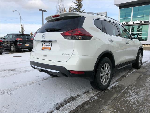 2018 Nissan Rogue SV (Stk: NE149) in Calgary - Image 4 of 7
