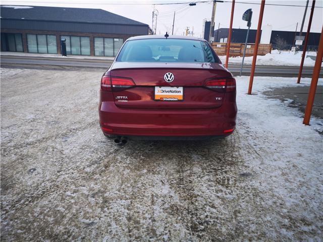 2017 Volkswagen Jetta Wolfsburg Edition (Stk: F393) in Saskatoon - Image 5 of 23