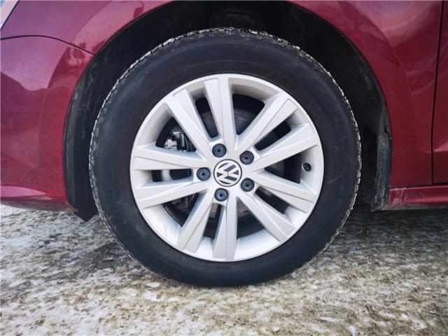 2017 Volkswagen Jetta Wolfsburg Edition (Stk: F393) in Saskatoon - Image 9 of 23