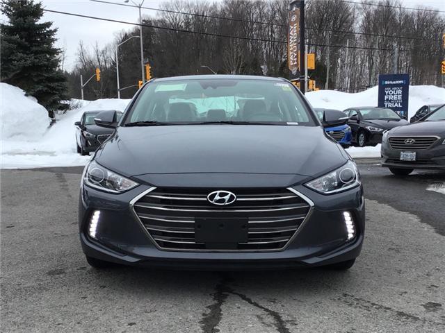 2018 Hyundai Elantra Limited (Stk: R86411) in Ottawa - Image 2 of 11