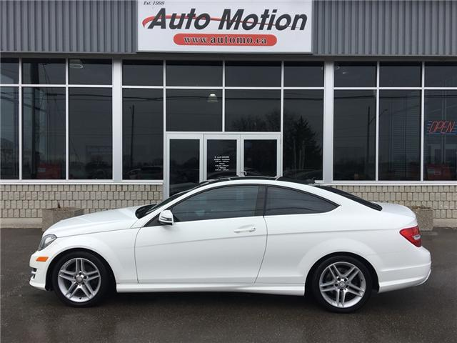 2013 Mercedes-Benz C-Class Base (Stk: T19154) in Chatham - Image 2 of 18