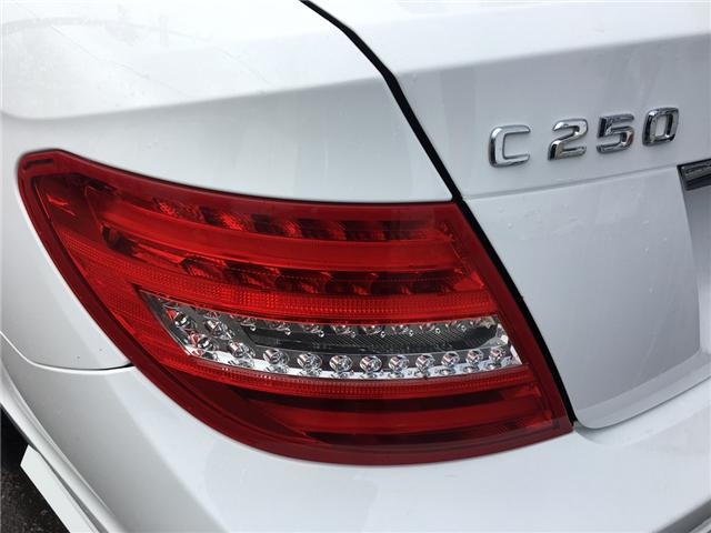2013 Mercedes-Benz C-Class Base (Stk: T19154) in Chatham - Image 6 of 18