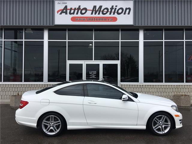 2013 Mercedes-Benz C-Class Base (Stk: T19154) in Chatham - Image 3 of 18