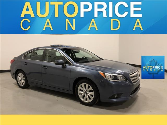 2016 Subaru Legacy 2.5i Touring Package (Stk: W0149) in Mississauga - Image 1 of 26