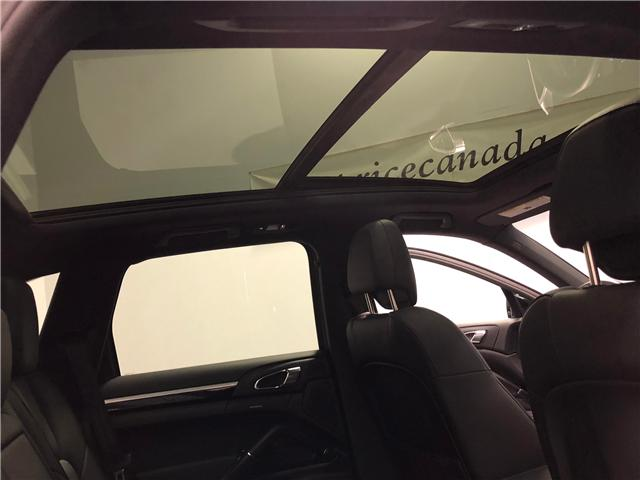2015 Porsche Cayenne DIESEL (Stk: B0128) in Mississauga - Image 23 of 27