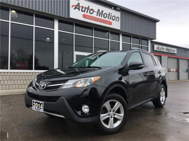 2014 Toyota RAV4 XLE (Stk: 19130) in Chatham - Image 1 of 20